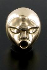 Cache sexe Thimble : Ornement de sexe ou objet d'art? Un bel objet en  bronze qui entretient les fantasmes.
